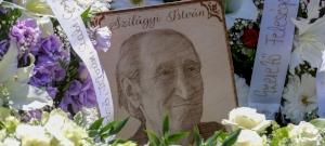 Csodálatos gesztust tettek Szilágyi István özvegyének