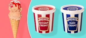 Nem viccelünk! Itt a ketchupos-majonézes fagyi, soha nem látott ízorgia kerül a szádba