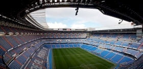 Így még valószínűleg sosem láttad a Real Madrid stadionját