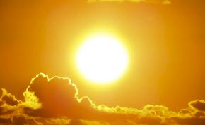 Vasárnap is erős UV sugárzásra figyelmeztetnek
