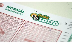 Ötös lottó: 1,38 milliárd forint volt a tét