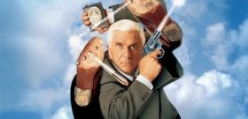 A Csupasz pisztoly minden idők legviccesebb filmje?