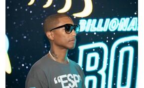Gospelsorozatot készít Pharrell Williams