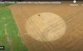 Földönkívüli csészealj landolt Nagykanizsa határában?