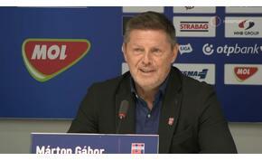Márton Gábornak eredményt kell produkálni ahhoz, hogy 2021 nyarán is ő legyen a Vidi edzője