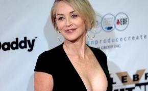 Így nézett ki tiniként Sharon Stone