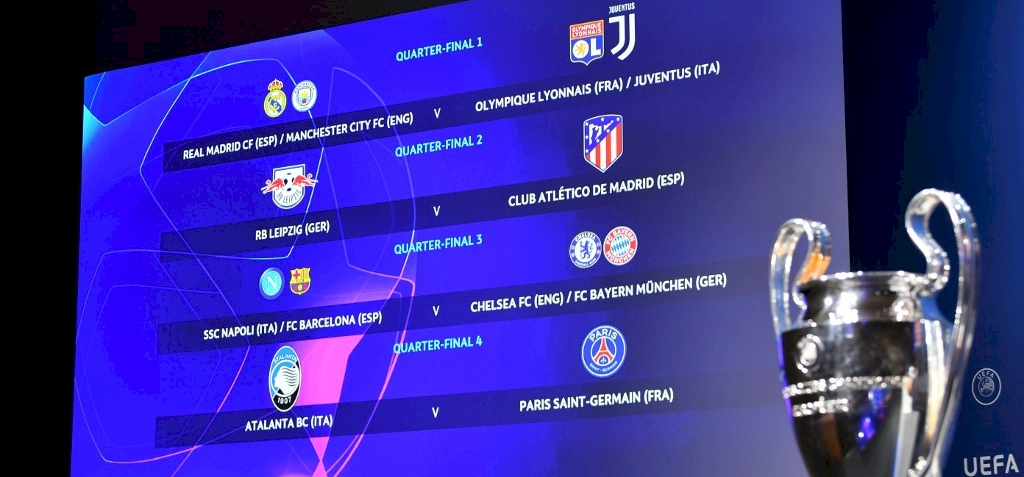 Leipzig, Atletico, Atalanta, PSG – e négy csapat közül valamelyik BL-döntőt fog játszani