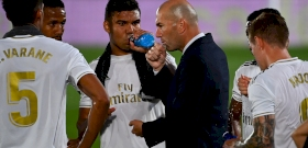 Három ponttal közelebb a Real Madrid a bajnoki címhez