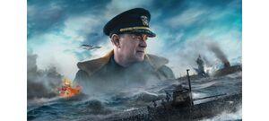 A Greyhound csatahajó-kritika: Tom Hanks halálos torpedójátéka a nácikkal