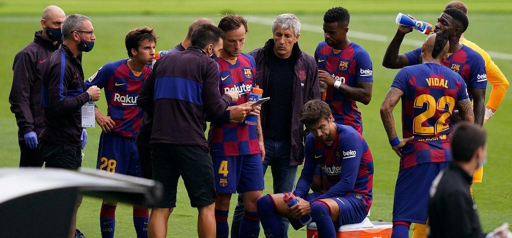 A Barca-elnök elárulta, hogy ki lesz a csapat edzője a következő szezonban