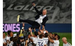Spanyol bajnok a Real Madrid!
