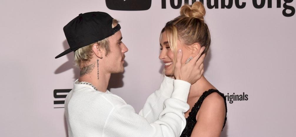 Egy pincérnő nagyon kiosztotta Justin Bieber feleségét