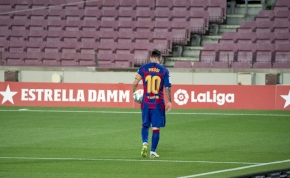 Lionel Messi őszintén és kritikusan beszélt csapatáról