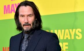 Keanu Reeves meglepetése: titokban egy brutális képregényen dolgozik