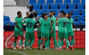 Nem tett szívességet a Real Madrid a Leganesnek