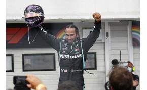 Forma-1: Hamilton nyerte a Magyar Nagydíjat!