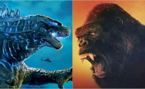 Brutális: megérkezett az első kép Godzilla és King Kong összecsapásáról