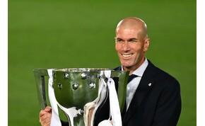 Zidane megy vagy marad? – nem válaszolt egyértelműen a Real Madrid edzője