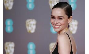 Emilia Clarke ismét szerelmes – ő az új pasija