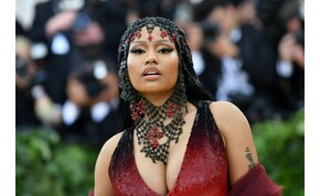 Nicki Minaj durva képekkel jelentette be, hogy gyermeket vár