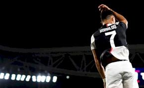 Cristiano Ronaldo már megint történelmet írt