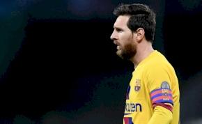 Nem Messit választották a szurkolók a szezon legjobbjának