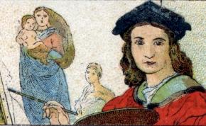 Raffaello prostituáltakhoz járt, ám mégse a szifiliszbe halt bele