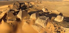 255 piramist találtak egy országban, ami nem Egyiptom
