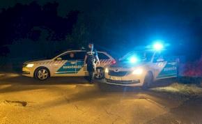 Fura autós üldözés volt Budapesten – videó