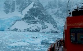 A tudósokat aggasztja az a szivárgás, amit most találtak az Antarktiszon