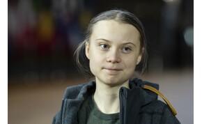 Greta Thunberg egymillió eurós jutalmat kapott, de nem kért belőle