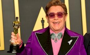 Óriási összegre perli be Elton Johnt az exfelesége