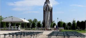 Magyarországon van a világegyetem második legnagyobb Szűz Mária szobra, soha nem jártál még itt