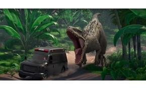 Megérkezett a Jurassic World-mesesorozat előzetese