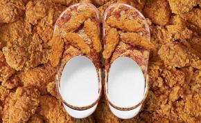A KFC piacra dobja a rántott csirkés papucsot