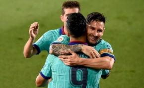 Az Inter tulajdonosai még mindig csábítanák Messit
