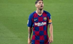 Feketeségbe burkolózik a Barcelona új idegenbeli meze