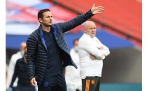 A volt Chelsea edző nyilatkozott Frank Lampard teljesítményéről