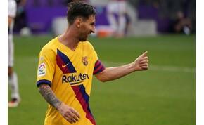Lionel Messi ezúttal egy reklámban varázsolt
