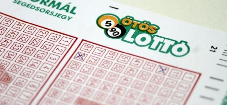 Ötös lottó: tizennégyen nagyon közel kerültek a főnyereményhez