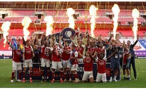 Hátrányból fordítva nyerte meg 14. FA-kupáját az Arsenal – videó