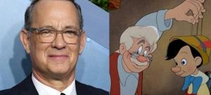 Tom Hanks alakítja Geppettót az élőszereplős Pinokkióban?