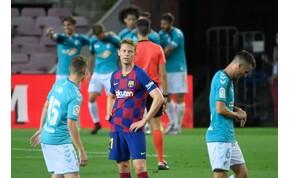 Kritikusan nyilatkozott magáról a Barcelona játékosa