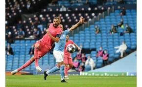 Ronaldo két gólja semmire se volt elég, a Real nem tudott túljutni a Cityn
