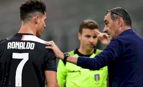 Kirúgta edzőjét a Juventus, argentin sztáredző irányíthatja Ronaldóékat?
