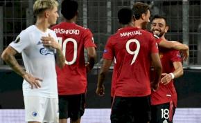 Európa-liga: négy közé jutott az Inter és a Manchester United – videók