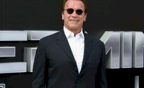 Chris Pratt fotót posztolt Arnold Schwarzenegger unokájáról
