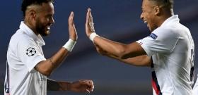 A 90. percig kiesésre állt, ám BL-elődöntős lett az 50. születésnapját ünneplő PSG – videó