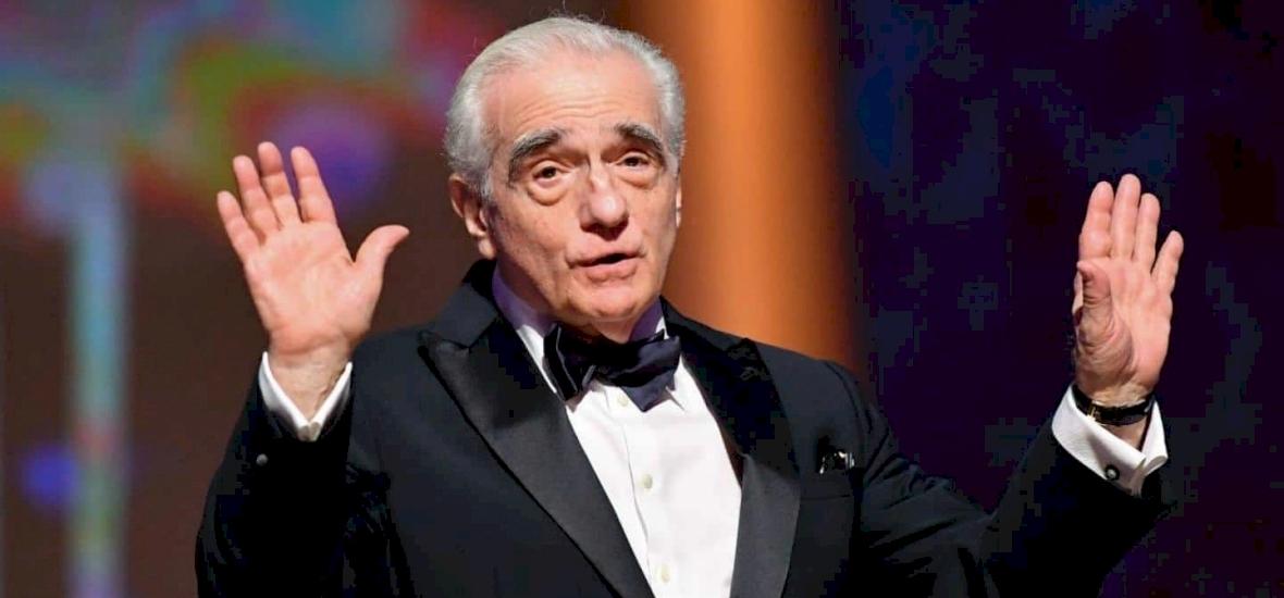 Martin Scorsese eladta magát az Apple-nek