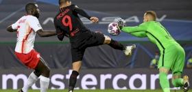 Az RB Leipzig legyőzte az Atlético Madridot, Gulácsi és Orban BL-elődöntős – videó
